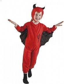 Diabełek 3-4 lata - przebrania / kostiumy dla dzieci, odgrywanie ról