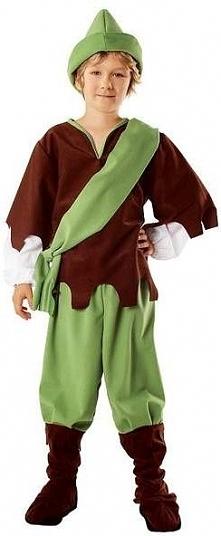 Strój Robin Myśliwy - kostiumy dla dzieci,