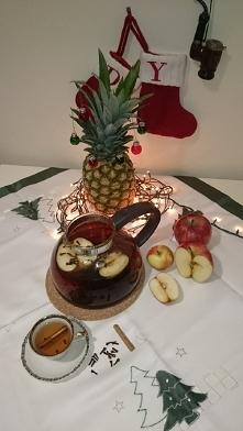 Aromatyczna herbata świątec...