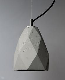 Lampa betonowa  Hexa 1
