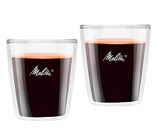 Melitta Szklanki termiczne do espresso 2x80 ml- szybka wysyłka!