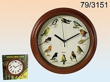 Zegar ptaki