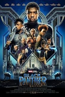 ,, czarna pantera'' nic dodac nic ująć najlepszy film marvela.