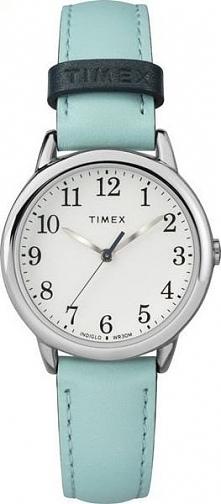 Zegarek Timex Easy Reader TW2R62900 damski niebieski