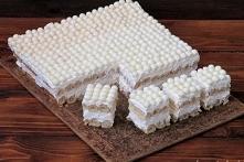 Ciasto śnieżne kule w 15 minut