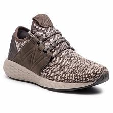 Sneakersy NEW BALANCE - MCRUZHM2 Brązowy