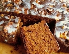 Szybki piernik / Quick Gingerbread