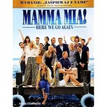 Mamma Mia! Here We Go Again (booklet) [DVD]