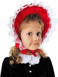 Czapka Czerwony Kapturek - przebrania , dla dzieci