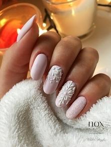 Przychodzimy do Was z inspiracją sweterków na paznokciach autorstwa Michaliny