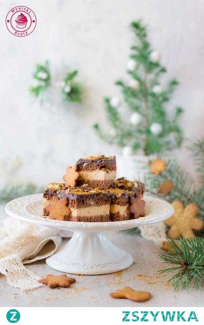 Piernik z masą kajmakową - Najlepszy przepis - Wypieki Beaty