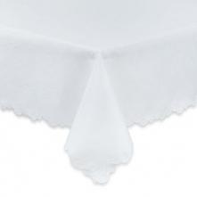 Obrus plamoodporny | Obrus biały 140 x 180 cm