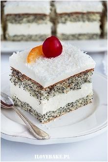 Ciasto makówka