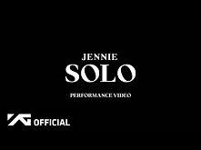 JENNIE - 'SOLO' PERFORMANCE...