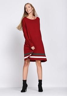Czerwona Sukienka Holidaymaker