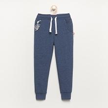 Spodnie dresowe - Granatowy