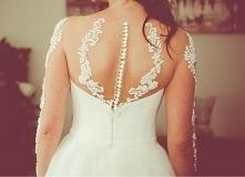 wedding dress ~ angels wings