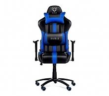 Diablo Chairs X-Player (czarno-niebieski)- szybka wysyłka! - Raty 10 x 62,70 zł