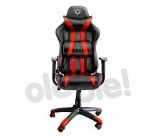 Diablo Chairs X-One (czarno-czerwony)- szybka wysyłka! - Raty 10 x 50,70 zł