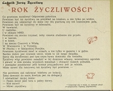 """Rozmaitości z archiwum starego czasopisma - kwartalnik """"Przekrój""""."""