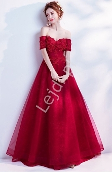 Fenomenalna suknia tiulowa ...