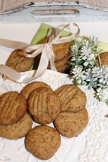 Żytnie ciasteczka z miodem *przepis po kliknięciu w zdjęcie