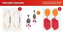 Trendy wiosna/lato 2019 - modna biżuteria