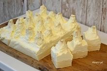 Himalaje - ciasto bez pieczenia