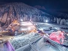 Ta Kraina Lodu mieści się w Polsce, a w niej największy zimowy labirynt na św...