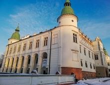 Zamek w Baronowie Sandomier...