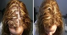 Maska do włosów, które zwiększa gęstość, objętość i doda im blasku