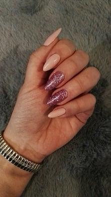 #nail#pink