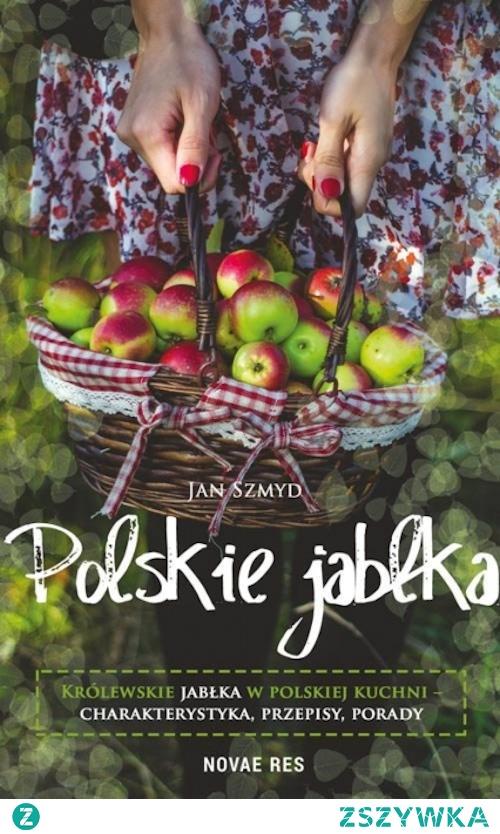 """Książka """"Polskie Jabłka. Królewskie jabłka w polskiej kuchni Charakterystyka, Przepisy, Porady"""" autorstwa Jana Szmyda, pochodzącego z małej miejscowości na Podkarpaciu, z Haczowa, napisana została moim zdaniem z prawdziwej pasji do sadownictwa. Książka jest ciekawą pozycją dla tych osób, które doceniając jabłka, szukają nowych pomysłów na ich wykorzystanie w kuchni, ale także dla tych, którzy pozostali jeszcze nieprzekonani."""