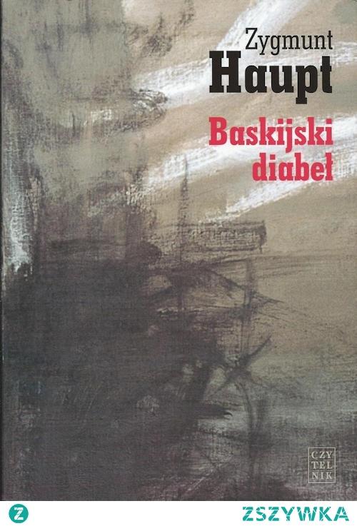 """Proza Zygmunta Haupta może swobodnie stanąć w szeregu z utworami innych znanych pisarzy. Niektórzy nazywają je gawędami i sytuują między opowiadaniem, opowieścią, bajką a nowelą. Trudno określić ich gatunek, gdyż łącząc wszystkie stają się amorficzne, czyli nieuporządkowane. Rzeczywiście teksty tego pisarza wyróżniają się oryginalnością. To co wyróżnia """"Baskijskiego diabła"""" to bogactwo języka, zamiłowanie do szczegółów i gromadzenie wyrazów, zwrotów i wyrażeń dotyczących jednej tematyki."""