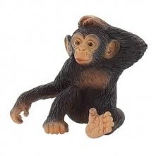 Bullyland 63686 Szympans Młody  4cm