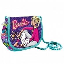 Torebka Barbie II fioletowo-turkusowa (269666)