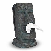 Pojemnik na chusteczki Big Moai od Toys4Boys