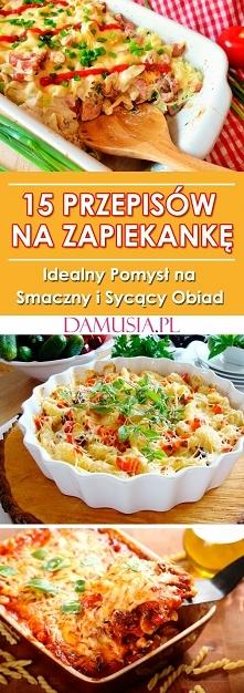 TOP 15 Najlepszych Przepisów na Zapiekankę – Smaczny i Sycący Obiad