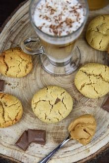 Ciasteczka z masłem orzecho...