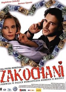 Zakochani (2000)  komedia romantyczna  Historia młodej Zosi pragnącej kontroli, pieniędzy i spełniania swoich marzeń. Zosia znalazła sekretny sposób aby omamiać wszystkich facet...