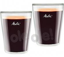 Melitta Szklanki termiczne do cafe creme 2x200 ml- szybka wysyłka!