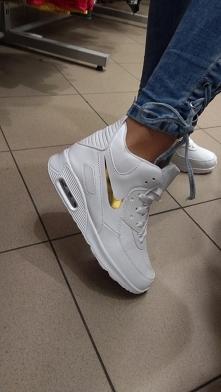 Proszę o pomoc jaki to model butów:-)