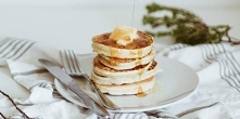 Pyszne domowe pancakes
