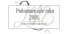 Top 10 wpisów na blogu w 2018 roku
