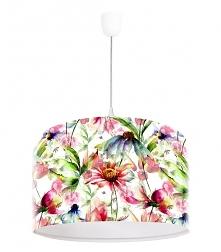Lampa wisząca Kwiaty