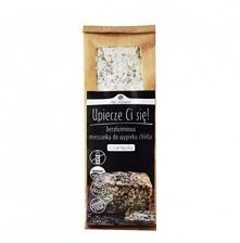 Chleb bezglutenowy z czarnuszką to alternatywa dla przennego pieczywa, która ...