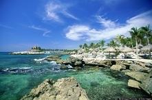 Piękny krajobraz Meksyku, puzzle po kliknięciu w obrazek! :)