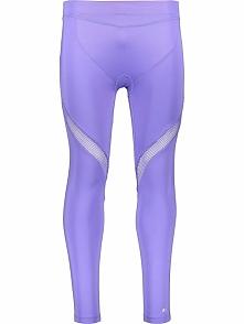 Legginsy funkcyjne w kolorze fioletowym