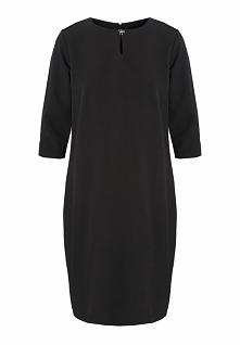 Czarna Sukienka Percolate