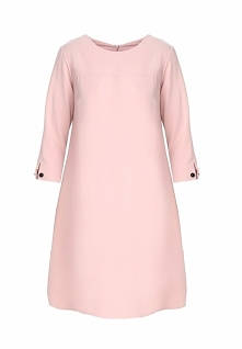 Różowa Sukienka Then